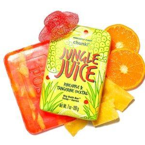 Perfectly Posh Jungle Juice Chunk Bath bar